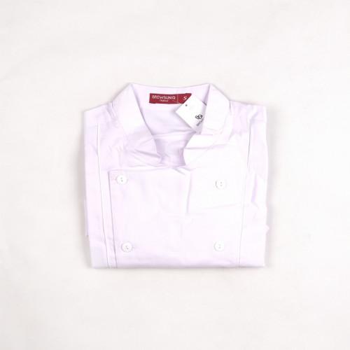 Basic Short Sleeves White